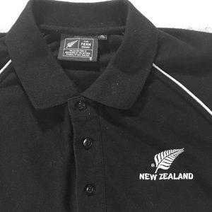 New Zealand Silver Fern Polo shirt
